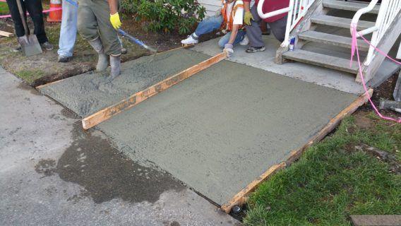 Concrete Repair Seattle