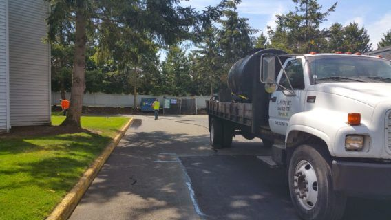 Asphalt Sealing Seattle